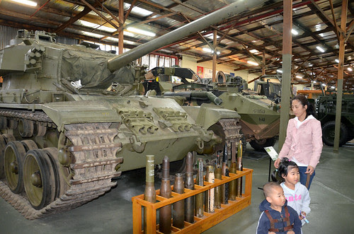 Centurion Main Battle Tank   03