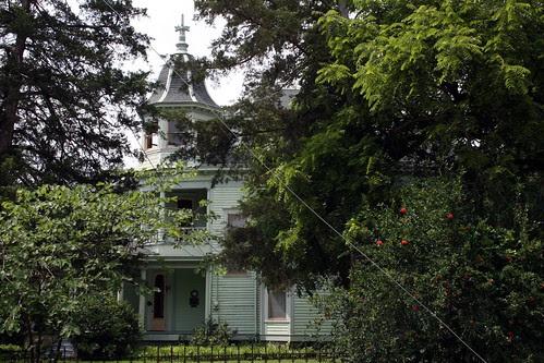e.w. kirkpatrick house and barn