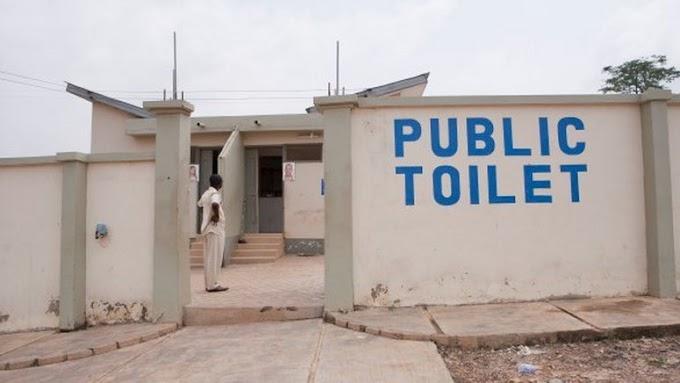 Two Men Rape Primary School Pupil In Public Toilet