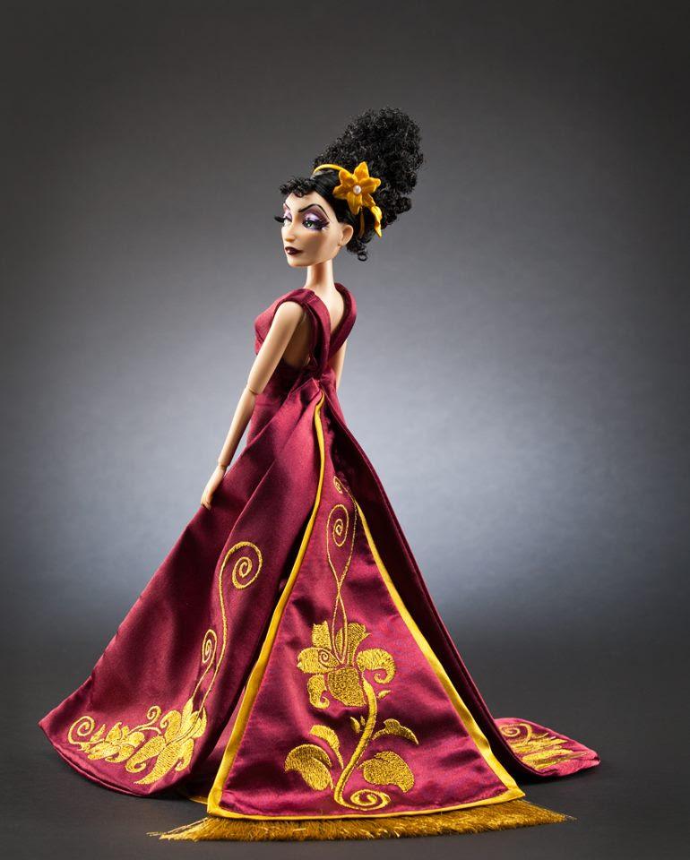 Disney Designer Villains Dolls - Disney Princess Photo ...