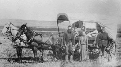 History: Daily Life on the Frontier