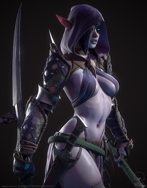 Sexy Dark Elf images (#Hot 2020)