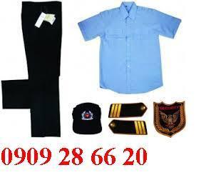 trang phục bảo vệ cơ quan