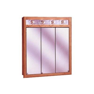 Bathroom medicine cabinets with lights legacy 30 lighted - Bathroom medicine cabinets with led lights ...