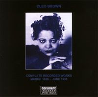 Cleo Brown ~ Complete Recorded Works March 1935 ~ June 1935