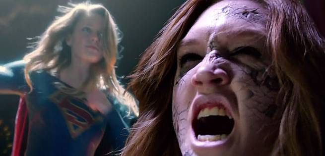 "Supergirl: Easter Eggs and DC Comics References In ""Bizarro"""