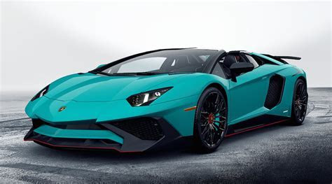 First Look: Lamborghini Aventador SV Roadster
