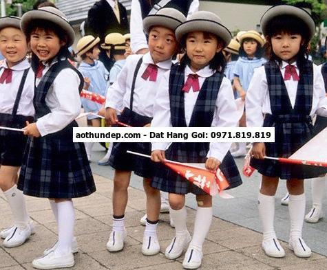Đồng phục học sinh - May Phương Thảo