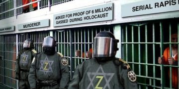 jews Are Allowed to Genocide White People Because of 'The Holocaust'