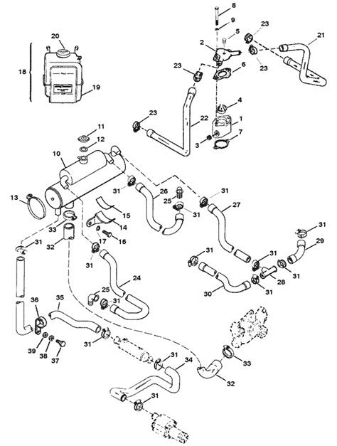 Mercruiser 5 0 Cooling System Diagram In Marine Closed