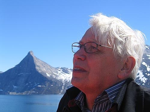 Halldór Blöndal forseti Alþingis