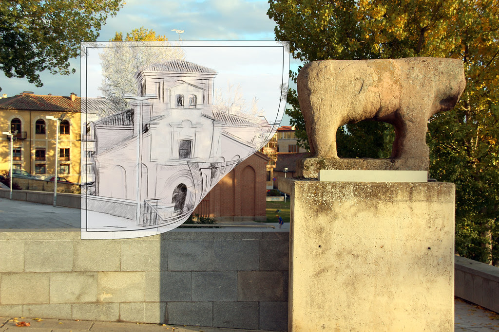 Salamanca, junto al Tormes