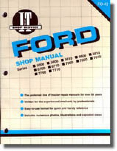 Ford 5000 Tractor Wiring Diagram