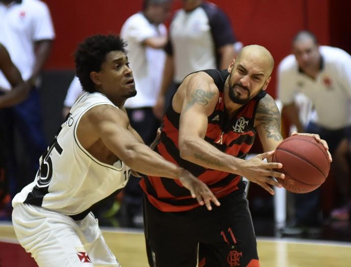 Torcida dupla para Flamengo x Vasco no NBB