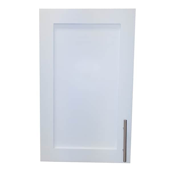 18-inch Recessed Standard Depth Classic Frameless Cabinet ...