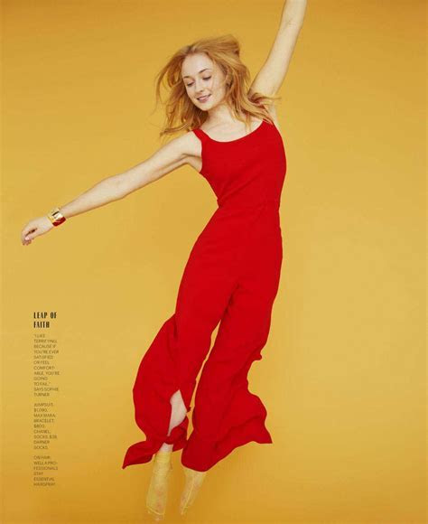 Sophie Turner ? Marie Claire US Magazine (May 2018) adds