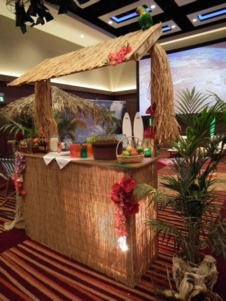 Prego Events Caribbean Themed Event