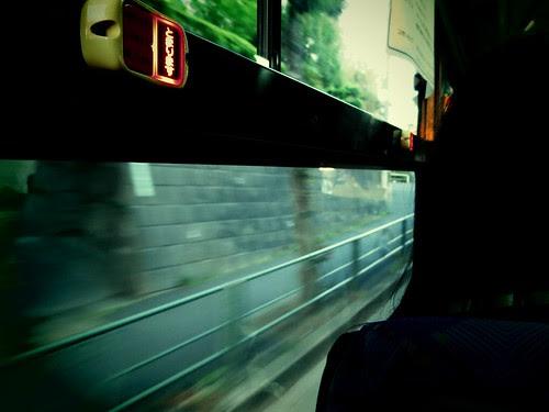 二子玉川から成城学園前までなぜかバス