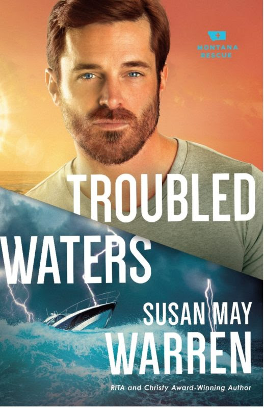 Troubled Waters (Montana Rescue #4)