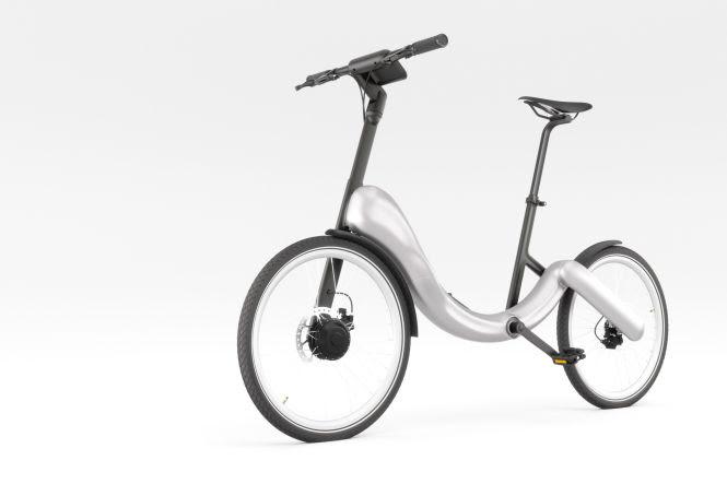 Das Jive Bike kommt aus England und soll vor allem die Hosenbeine schonen