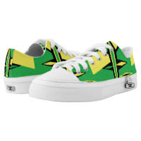 JAMAICAN SUPERSTAR PRINTED SHOES