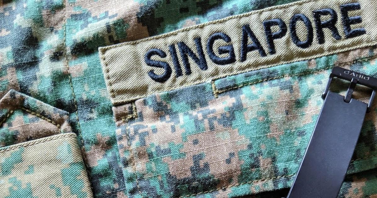 Singapore Klocka