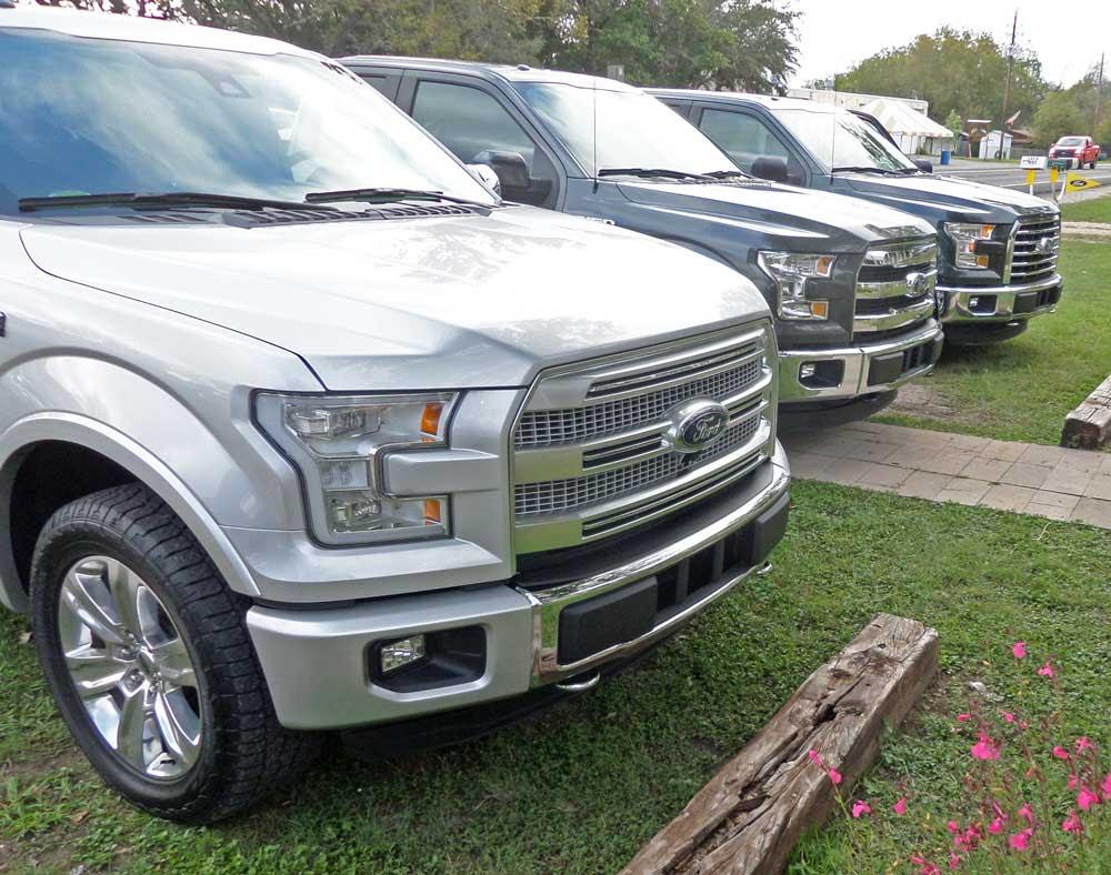 2020 Ford F 150 Truck Full Size Pickup Truck Fordcom