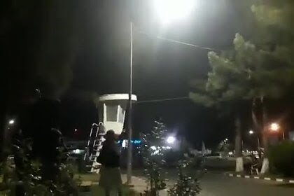 Стреляющих в воздух талибов после завершения миссии США в стране сняли на видео
