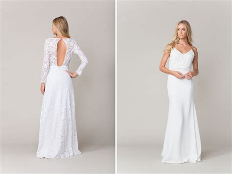 The 2016 Wedding Dress Collection from Sarah Seven   Green