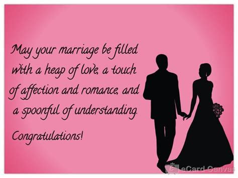 Congratulations On Your Marriage Quotes. QuotesGram