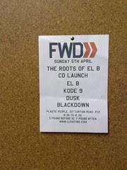 Roots of El-B poster