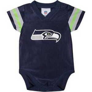 20162017 Seattle Seahawks nfl BABY INFANT NEWBORN ONESIE Jersey 36M Months  eBay