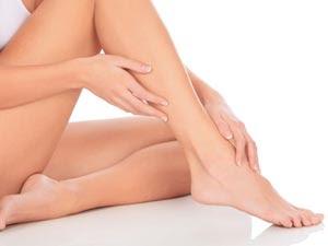 Υγιή πόδια από ευρυαγγείες και κιρσούς
