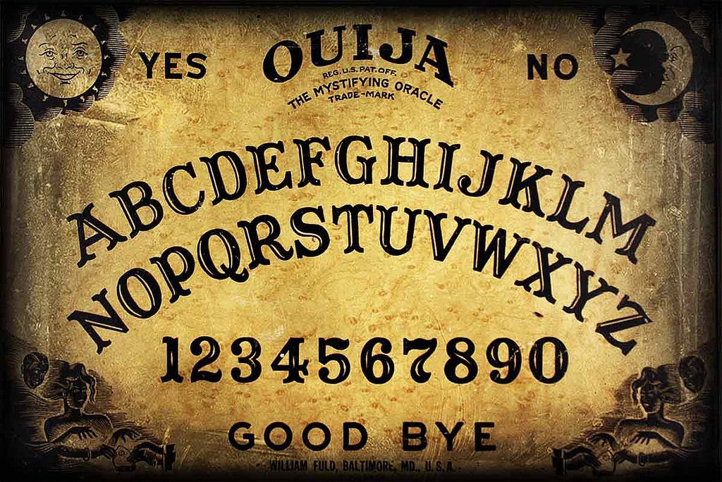 1000+ images about OUIJA BOARDS on Pinterest | Ouija, Stitches and ...