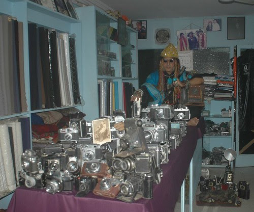 My Camera Collection ..I Gave it Away When Bad Times Came by firoze shakir photographerno1