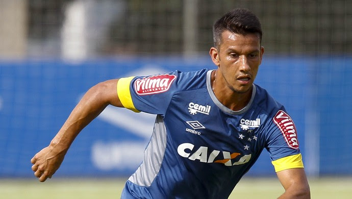 Henrique; Cruzeiro (Foto: Washington Alves/Light Press)