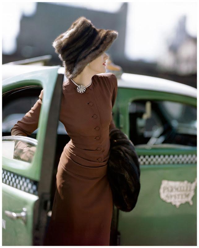 Гламурные 1940-е в цвете и высоком разрешении