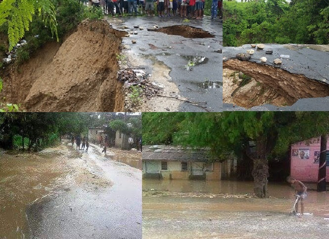 Gobierno estima en RD$20 mil millones los daños ocasionados por las lluvias