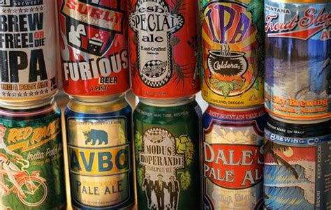 beer   cans canning beer beer