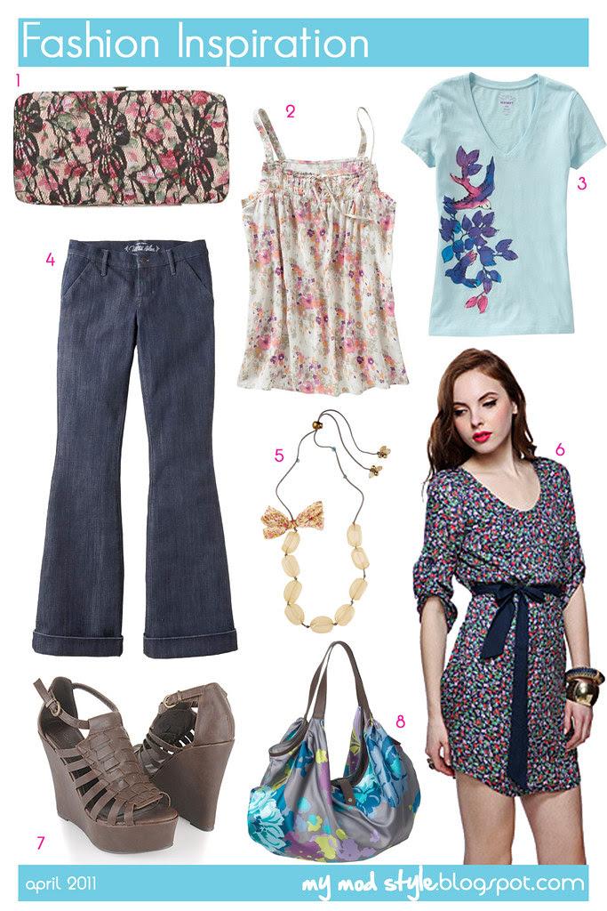 Fashion Inspiration April 2011