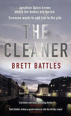 The Cleaner (Jonathan Quinn, #1)