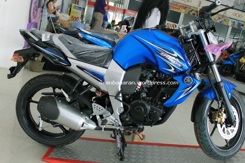 OTOMOTIF INDONESIA Harga Yamaha Byson Baru Tahun