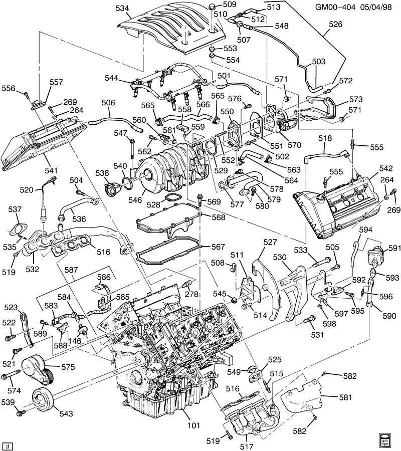 2001 Oldsmobile Alero V6 Engine Diagram Kenworth Truck Wiper Switch Wiring Diagrams Source Auto4 Yenpancane Jeanjaures37 Fr