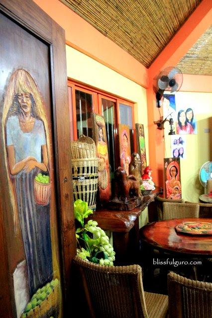 Octagon Restaurant Basco Batanes