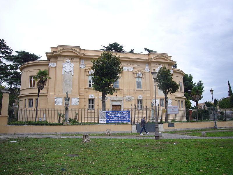 File:Esquilino - museo dei granatieri 1240109.JPG