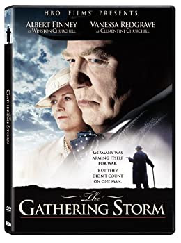"""Cover of """"The Gathering Storm"""""""