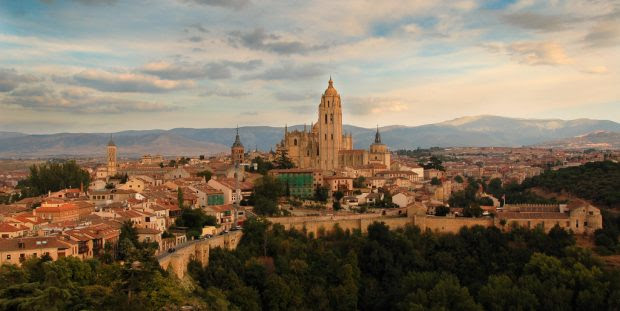 Three Spanish Cities That Prove That ''You Don't Have To Be Big In Order To Be Beautiful And Important""