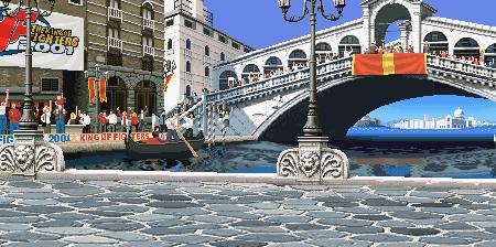KOF 2001 Italia