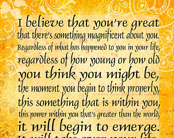 Quotes About I Believe In You 788 Quotes