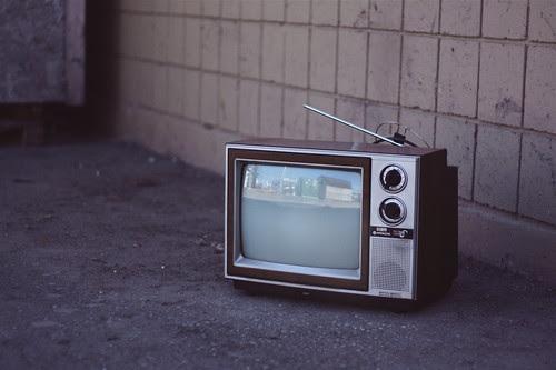 (Kicking) Television